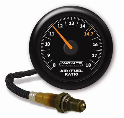 ZEGAR Innovate 52mm Air/Fuel Ratio MTX-AL - GRUBYGARAGE - Sklep Tuningowy